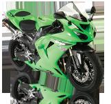 Kawasaki ZX10-R 06-07