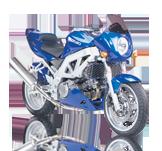 Suzuki SV650 03-16