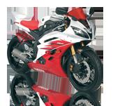 Yamaha YZF-R6 06-07