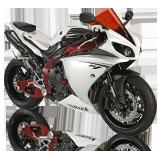 Yamaha YZF1000R1 09-14