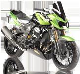 Kawasaki Z750R 11-12