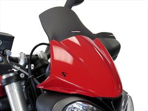 TRIUMPH ,STREET TRIPLE S, 17-19 (+110 MM ABOVE FAIRING)